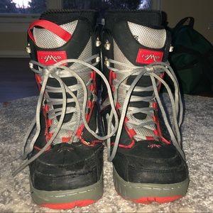 Lamar Snowboard Boots